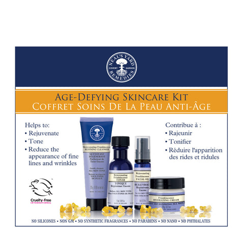 Age-Defying Skincare Kit