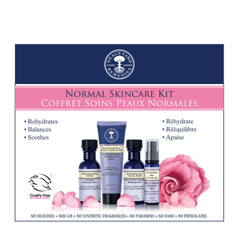 Normal Skincare Kit