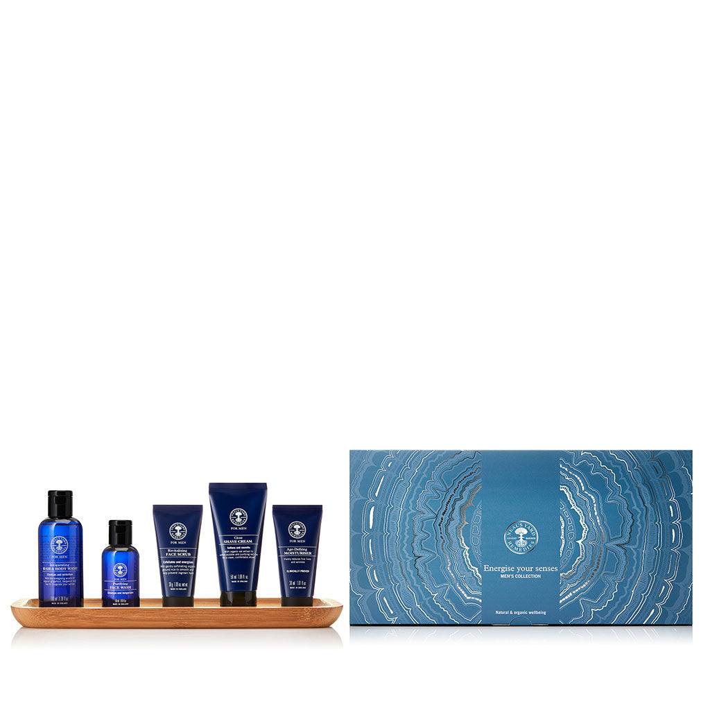 Energize Your Senses Men's Collection