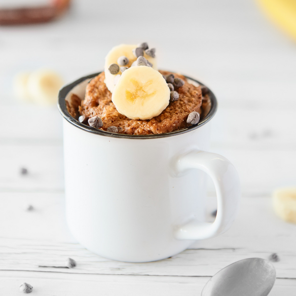 Protein Chocolate Mug Cake (no sugar!)