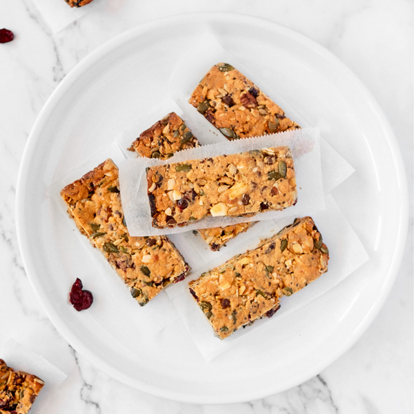 Trail Mix Protein Bar