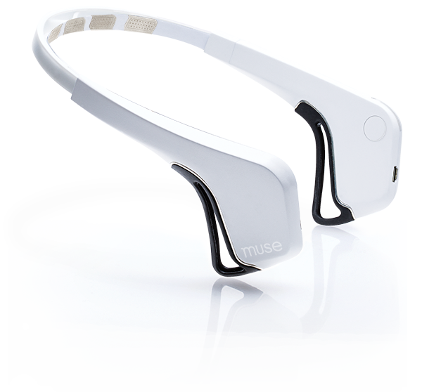 Muse: the brain sensing headband - White