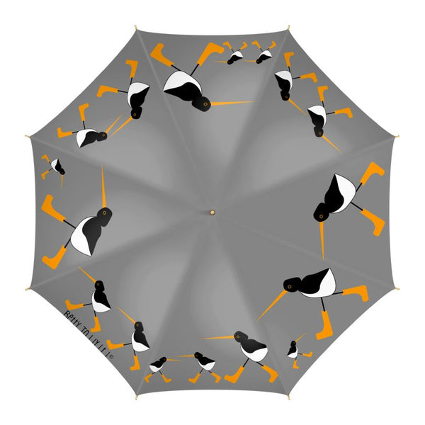 Porthilly - Oystercatcher Designer Umbrella
