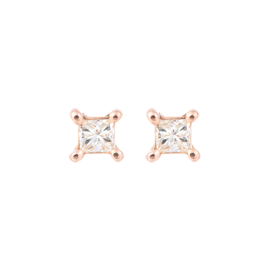 Ear Studs SOLITAIRE