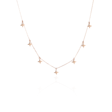 Necklace 7 ANNA SIGNATURE STARS