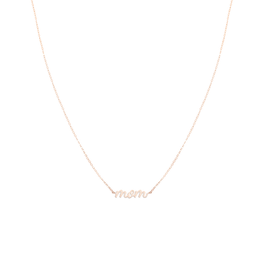 Necklace MOM small