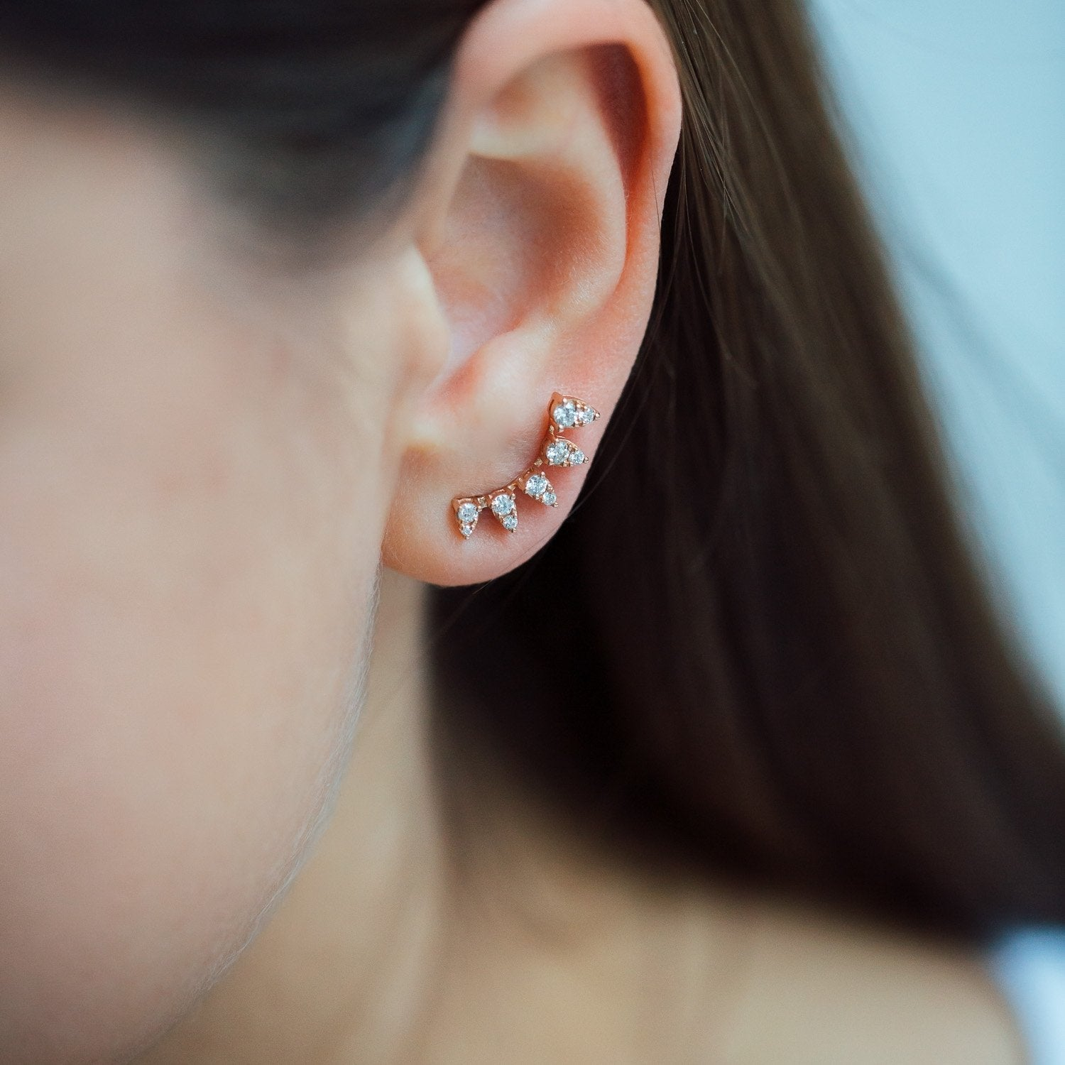 Ear Stud THERESA