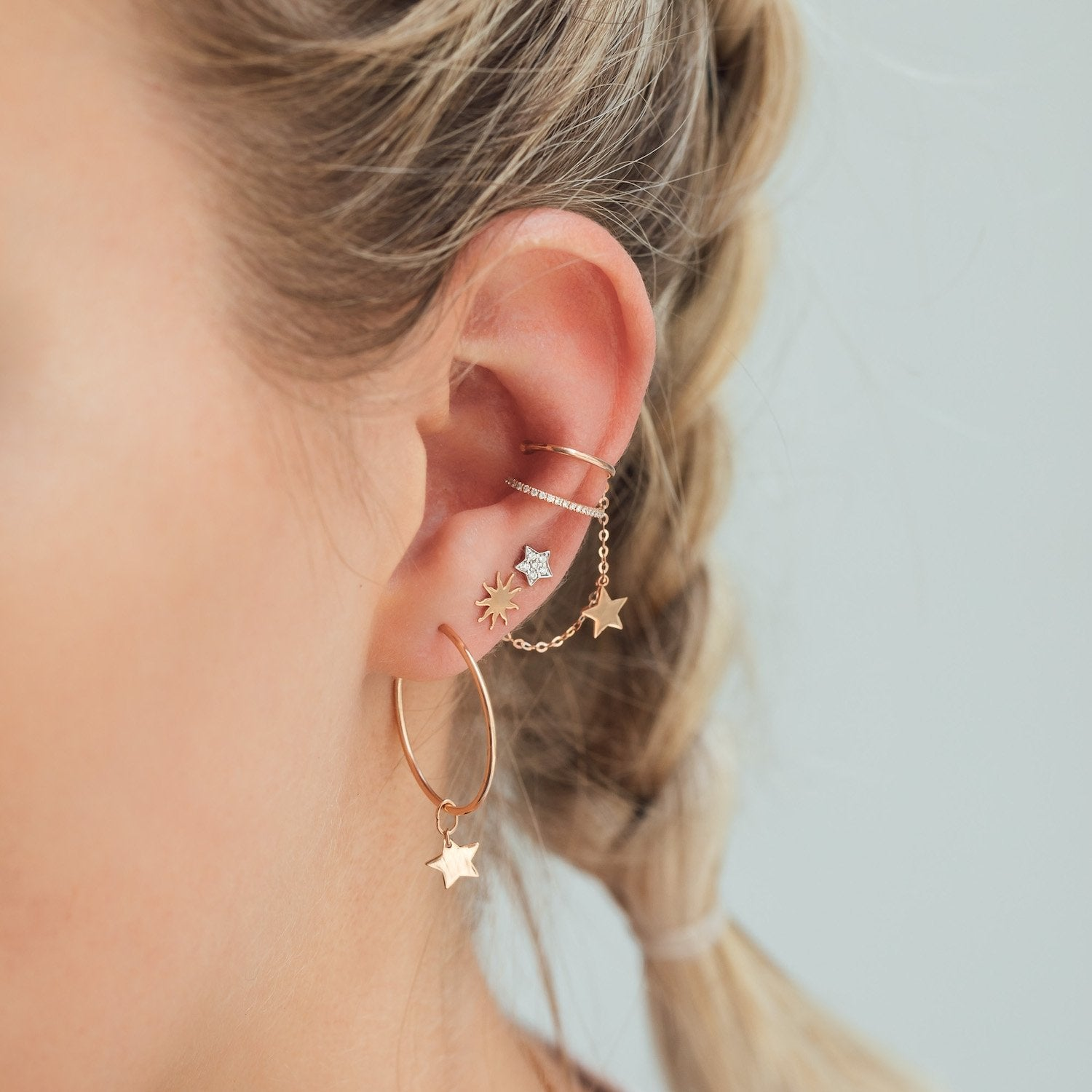 Ear Cuff SHOOTING STAR