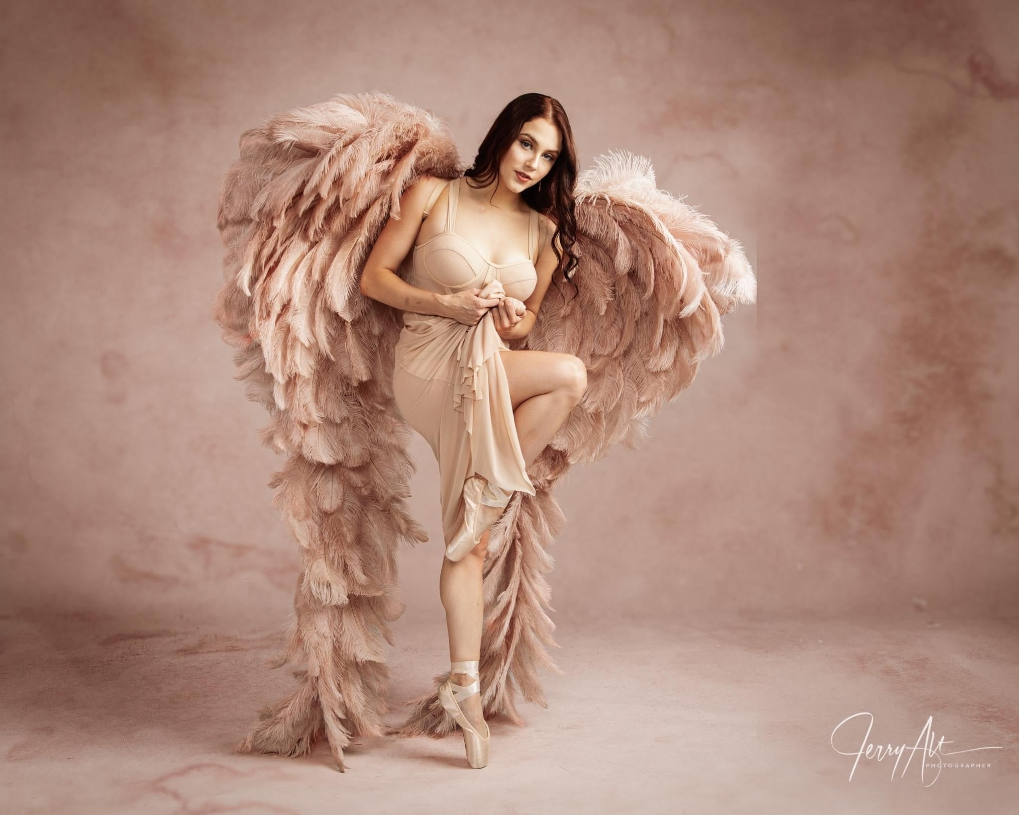 Kyndra Jade angel wings