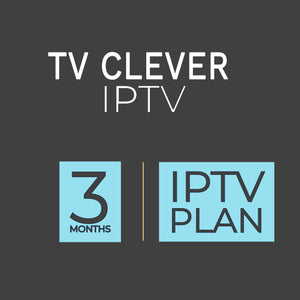 3 MONTHS IPTV SILVER SUBSCRIPTION