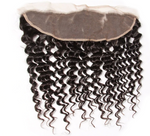 SILK FRONTALS (13X6) - INDIAN CURLY