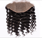 SILK FRONTALS (13X4)- MALAYSIAN