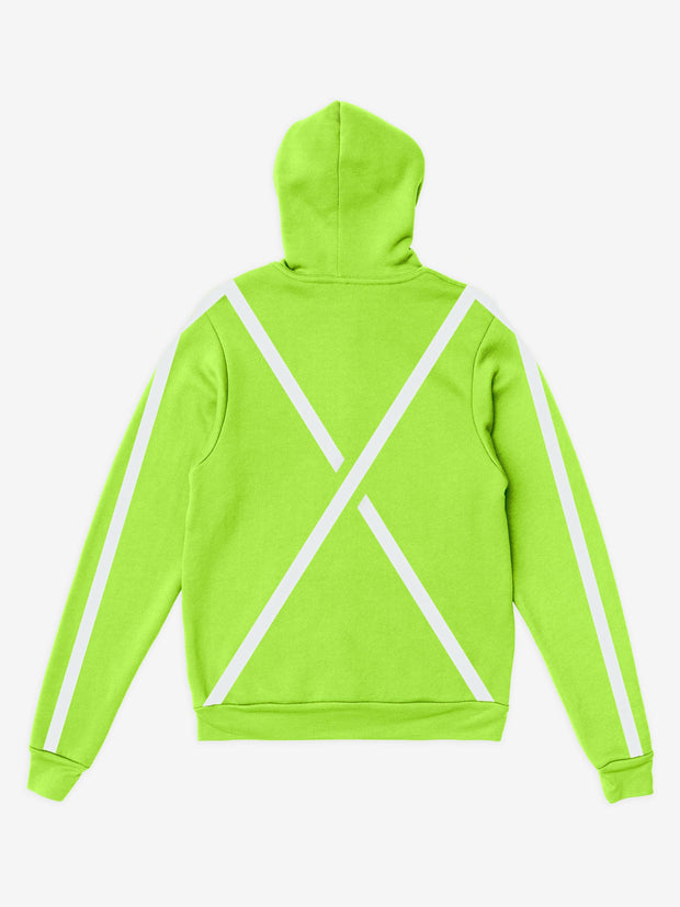 Rave Culture Neon Hoodie - Rave Culture Shop
