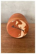 Load image into Gallery viewer, Hawaiian Red Clay Canister