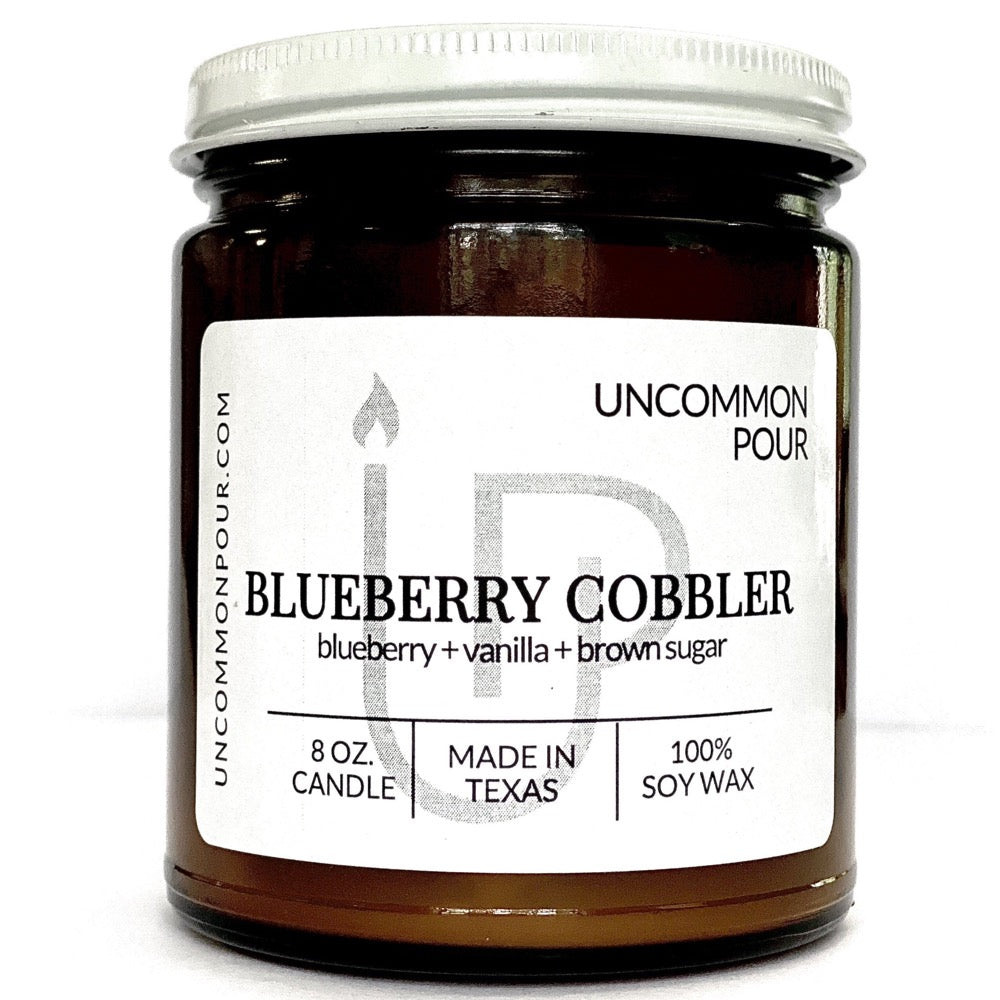 Blueberry Cobbler Candle