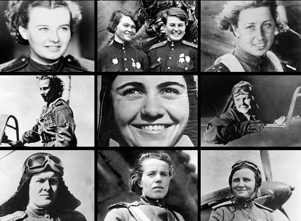 History of the Night Witches
