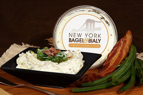Bacon & Scallion Cream Cheese