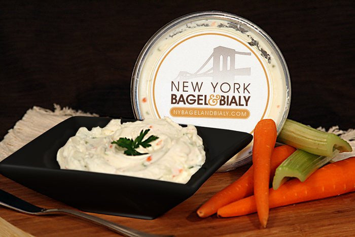 Vegetable Cream Cheese
