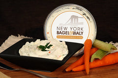 Lite Vegetable Cream Cheese