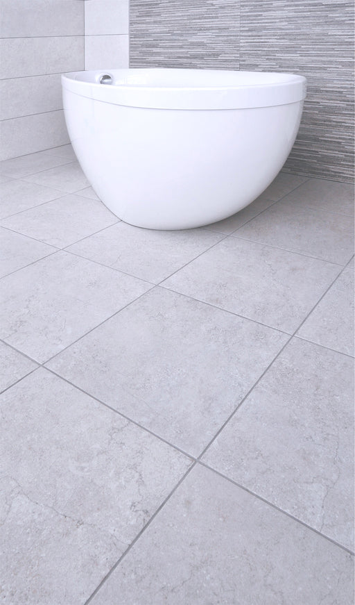 44.7x44.7cm Concrete Grey Floor Tile-Baldocer-Brooke ceramics ltd