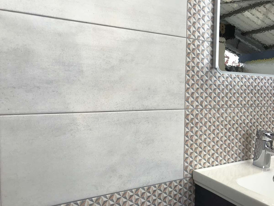 25x70cm Demos Blanco wall tile-Pamesa ceramica-Brooke ceramics ltd