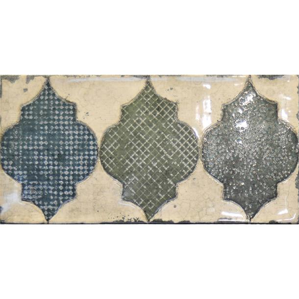 15x30cm Fenice Decor tile-Mainzu Ceramica-ceramicplanet.co.uk