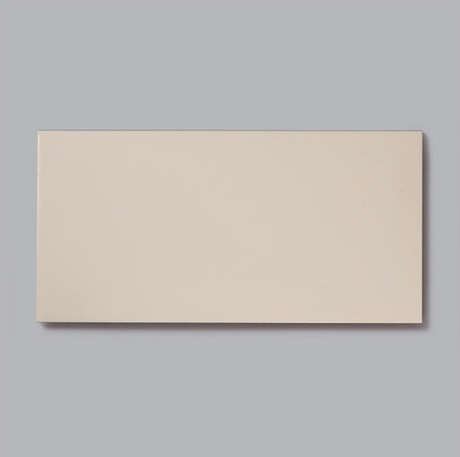 15x7.5cm Mini Metro Cream Flat Gloss Brick tile-Karo Metro Ceramics-ceramicplanet.co.uk