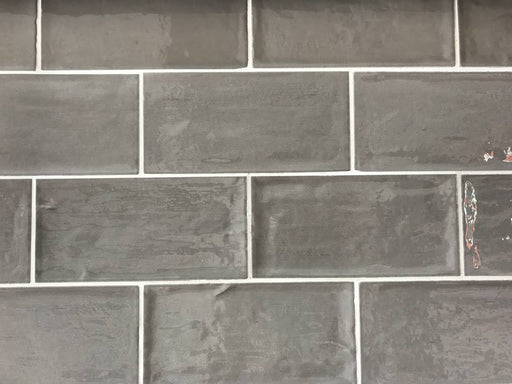 7.5x15cm Rustico Dark Grey Brick Tile-Salcamar Vilar-ceramicplanet.co.uk