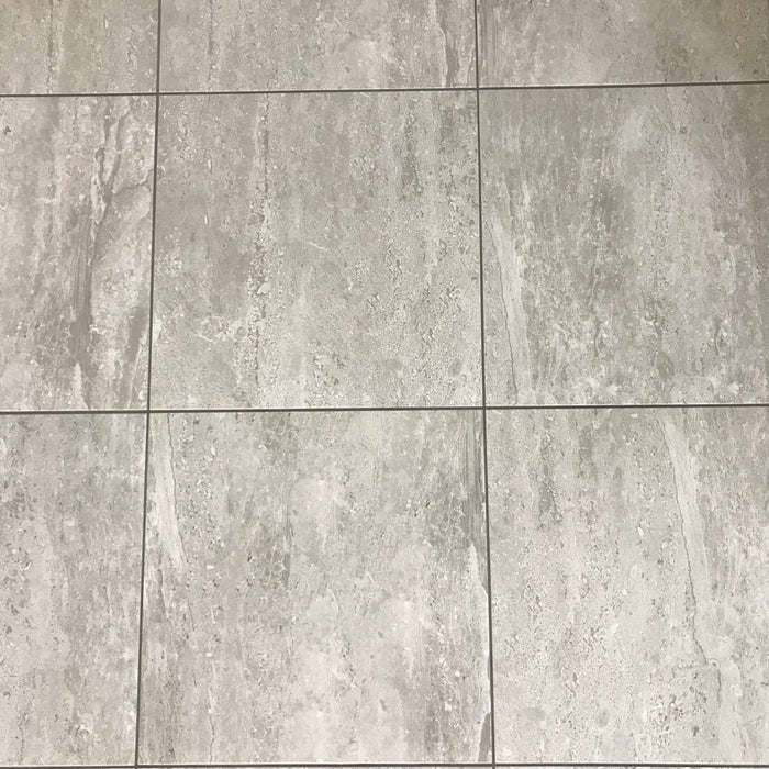 45x45cm Salerno Light Grey floor tile GS-D6986-Canakkale Seramik - Kale-Brooke ceramics ltd
