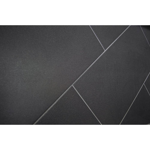 30.5x61cm Salt & Pepper Graphite floor tile-Stargres-ceramicplanet.co.uk