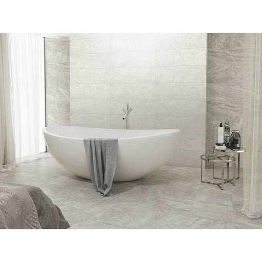 33.3x100cm Sanford Pearl Satin wall tile-Baldocer-ceramicplanet.co.uk