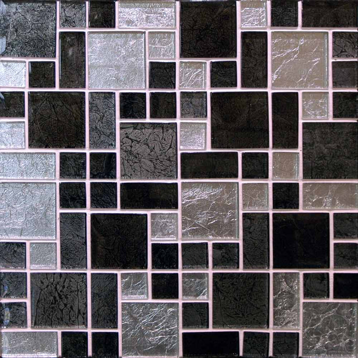 30x30cm Tangier Modello Glass Mosaic-Impex-Brooke ceramics ltd