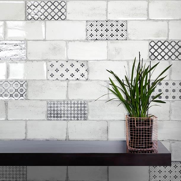 10x20cm Vita White Brick tile-Fabresa-ceramicplanet.co.uk
