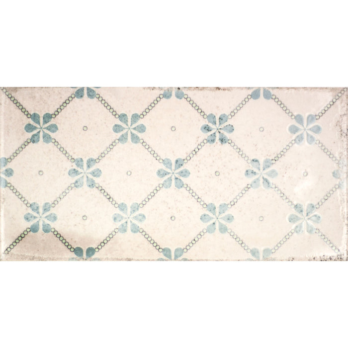 10x20cm Vita Natura Decor Brick tile-Fabresa-Brooke ceramics ltd