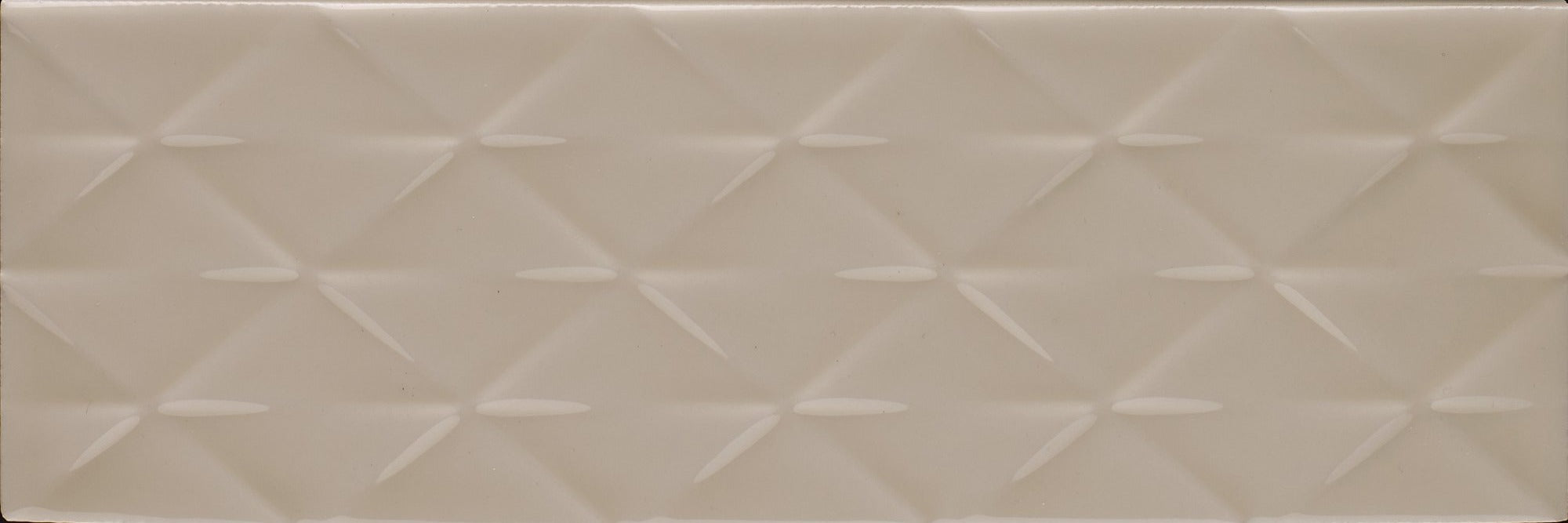 10x30cm Savoy Oat gloss decor wall tile-Johnson Tiles-Brooke ceramics ltd