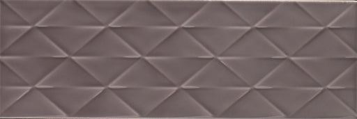 10x30cm Savoy Steel gloss decor wall tile-Johnson Tiles-Brooke ceramics ltd