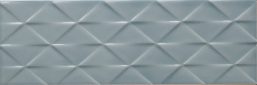 10x30cm Savoy Leaf gloss decor wall tile-Johnson Tiles-Brooke ceramics ltd