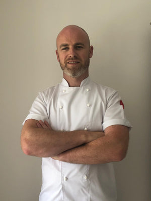 Introducing Jack O'Donovan - Hospitality & Client Dining Head Chef at Nomura