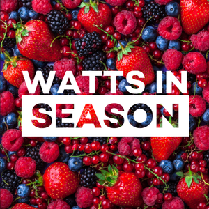 Watts in Season -- August 2020