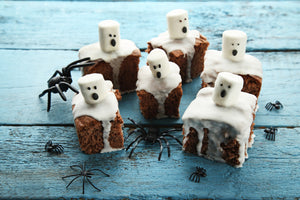 Haunted Brownies