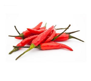 Birdseye Chillies Red- 50g