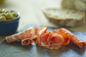 Unearthed - Calabrian Antipasto Platter - 90g-Watts Farms