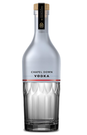 Chapel Down Spirits - Chardonnay Vodka - 70cl-Watts Farms