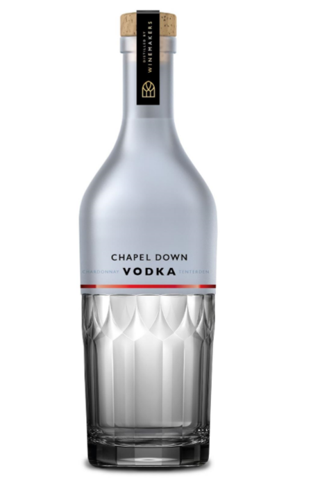 Chapel Down Spirits - Chardonnay Vodka - 70cl