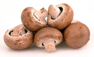 Chestnut Mushrooms - 250g-Watts Farms