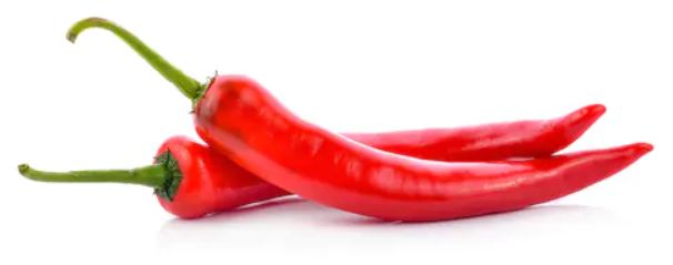 Chillies Red - Each