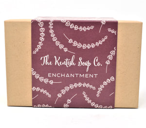 Kentish Soap Co - Enchantment Soap & Body Butter Gift Set