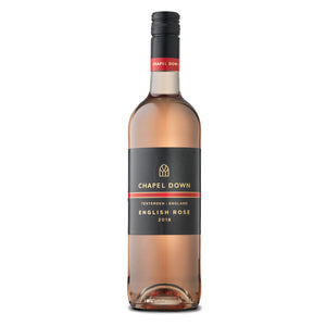 Chapel Down Still Wine - English Rose 2018 - 75cl-Watts Farms