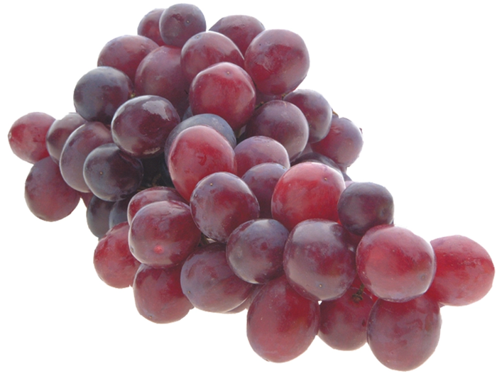 Grapes Black/Red Seedless - 500g