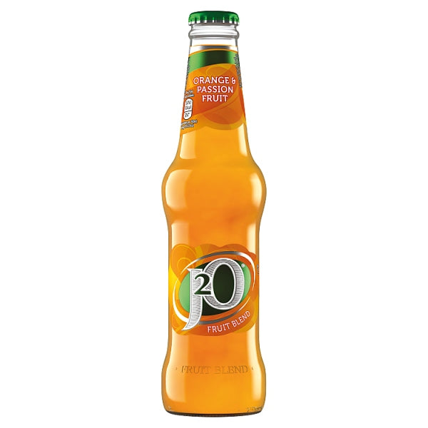 J20 Orange & Passion Fruit - 12x275ml